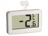 Digitales Thermometer weiß